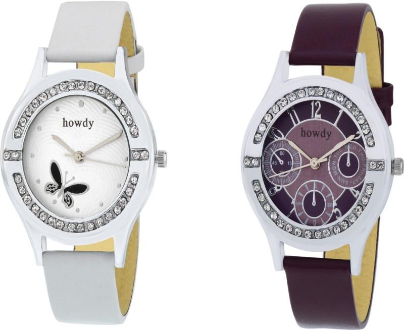 Howdy ss1649 Wrist Watch Analog Watch For Women