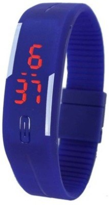 Accore AS837PU7356 TRENDY LOOK SPORT WATCH Digital Watch  - For Boys, Men, Girls