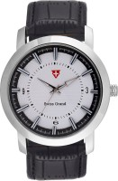 Swiss Grand SSG 0821White Analog Watch For Men