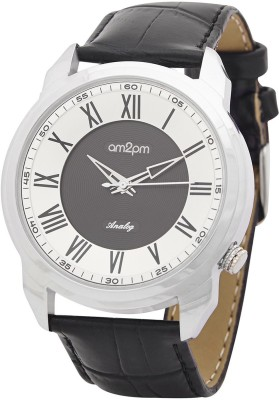 AM2PM AP 1010A Analog Watch  - For Men