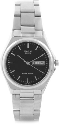 Casio A206 Enticer Analog Watch - For Men