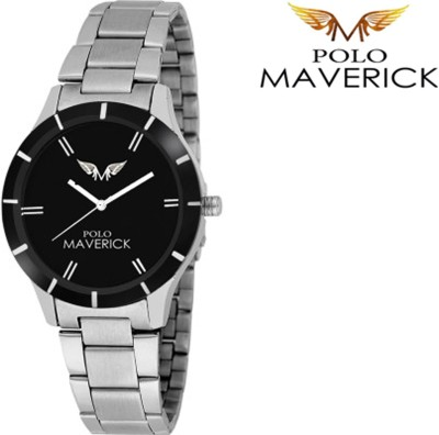 Polo Maverick PM1016SM01 New Model Analog Watch  - For Women