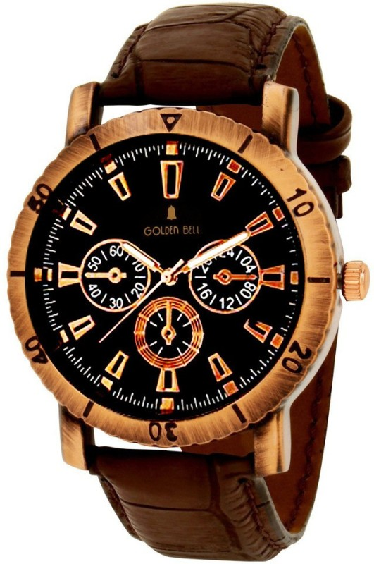Golden Bell 186GB Casual Analog Watch For Men