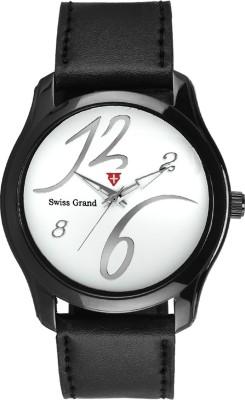 Swiss Grand Sg-0219_white Grand Analog Watch  - For Men