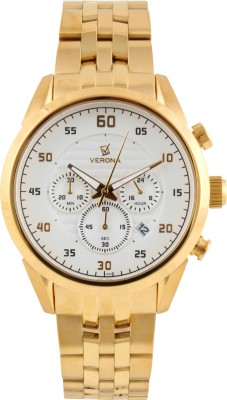 VERONA VVJQ-3180G-GC3 Analog Watch  - For Men