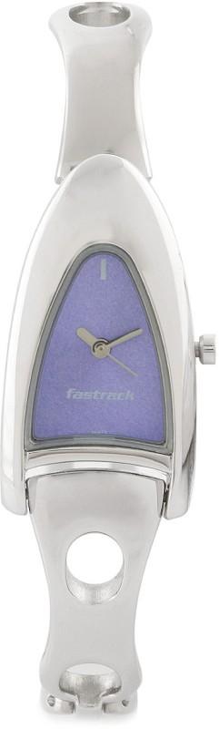 Fastrack NE2262SM02 Essentials Analog Watch For Women