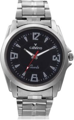 Calvino CGAC-141222_BLK Analog Watch  - For Men