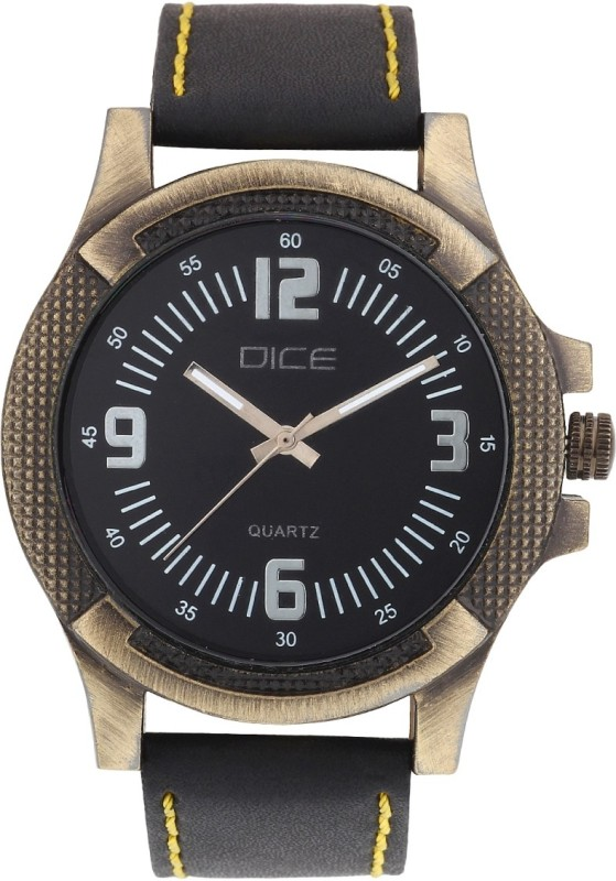 Dice BRS B088 0727 Brasso Analog Watch For Men