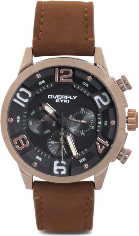 Over Fly E3068L DZ4CCU Analog Watch For Men