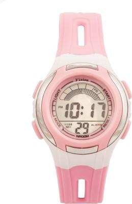 Vizion V8545019B-2(Pink) Sports series Digital Watch  - For Boys, Girls