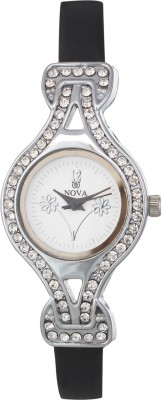 Nova Studded Women 01 Analog Watch  - For Women, Girls