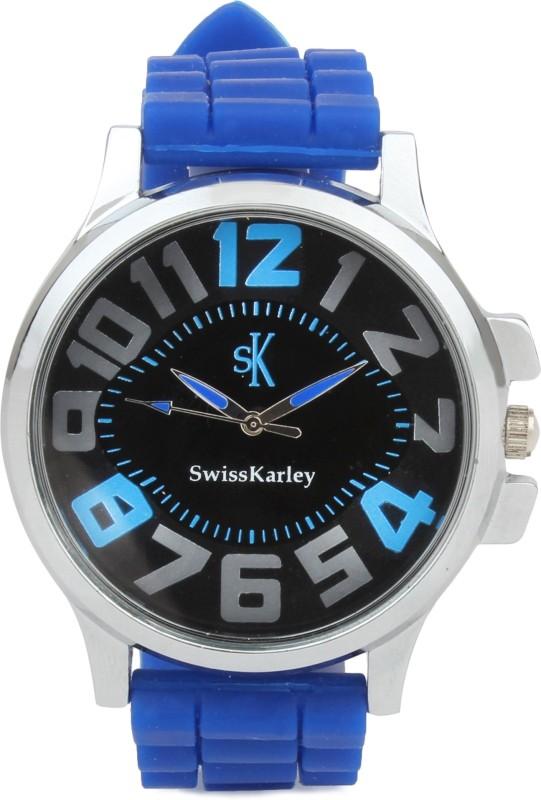 Swiss Karley SK10001B SW002 Analog Watch For Men