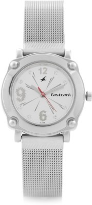 Fastrack NG6027SM01C Hip Hop Women's Watch image