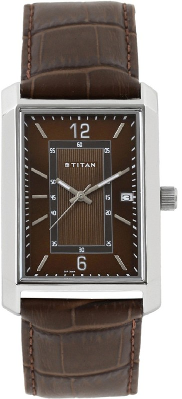 Titan 1697SL02 Analog Watch For Men