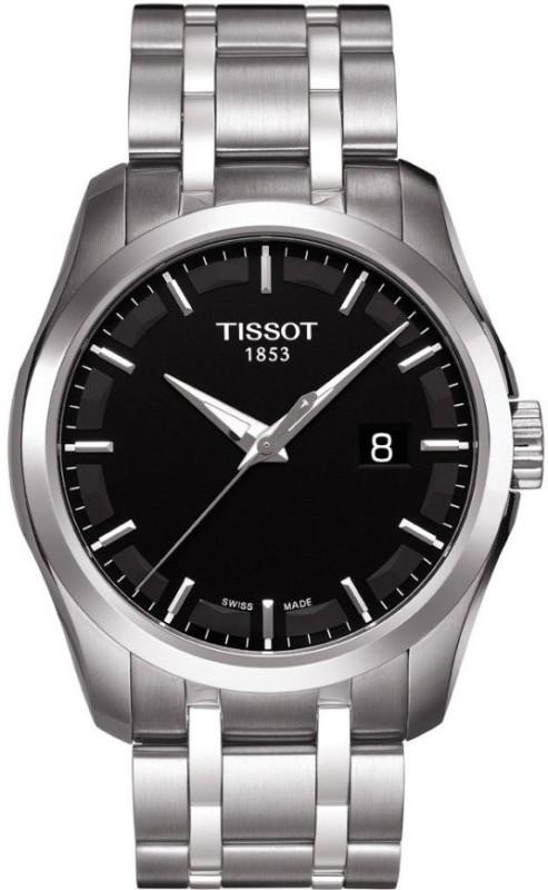 Tissot T0354101105100 Analog Watch For Men