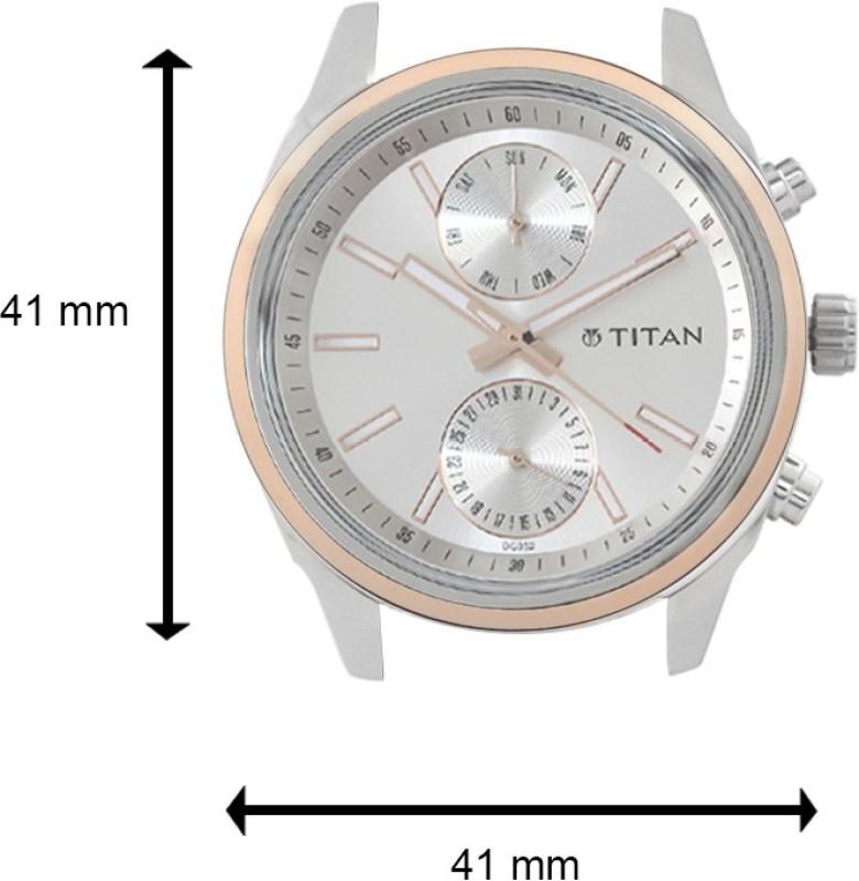 Titan 1733KL02 Analog Watch For Men