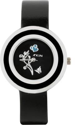 Atkin AT-45 Strap Analog Watch  - For Girls, Women