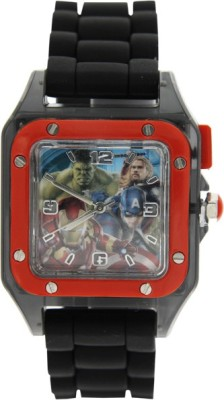 Marvel AW100363 Analog Watch  - For Boys