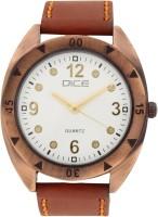 Dice RGC-W012-6206 Rose-Gold-C Analog Watch  - For Men