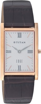 Titan NH1043WL01 Edge Analog Watch - For Men