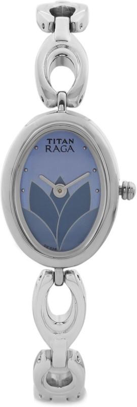 Titan NH2511SM04 Raga Upgrade Analog Watch For Women