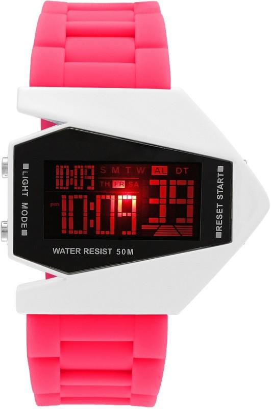 Skmei 0817 PnkStealth Led Sports Digital Watch For Men