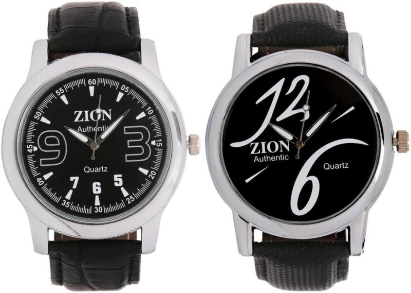 Zion 1095 Analog Watch For Men