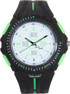 Minuut MNT-016-SPT-GRN Analog Watch  - For Men