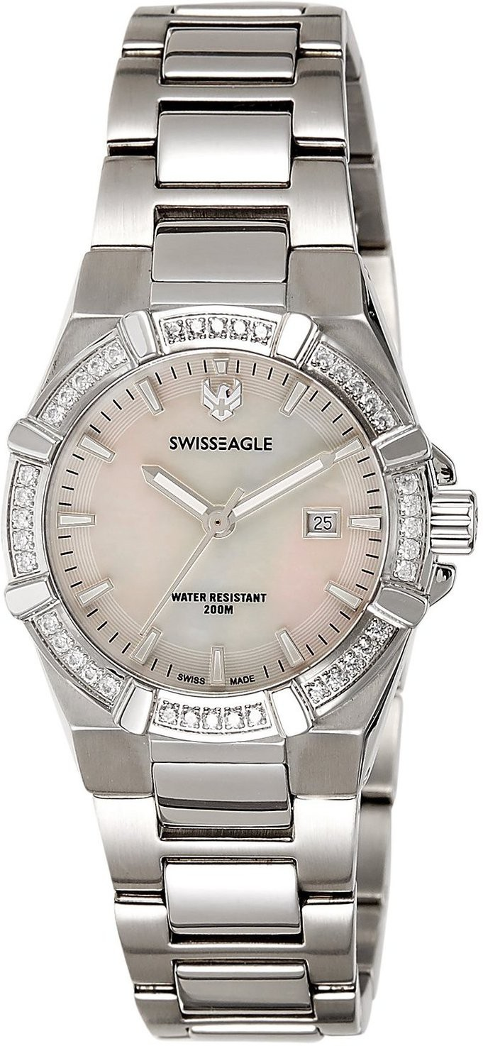 Fossil Es3590 Women Watch Clicksar Es3487 Original Swiss Eagle