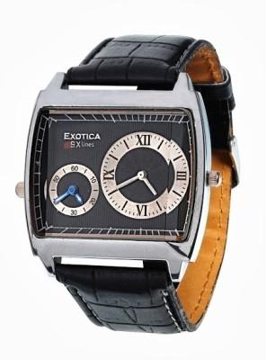 Exotica SXlines EX-44 DUAL-B Analog Watch  - For Men