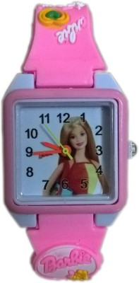 Rana Watches BRBWSQPDPNK Barbie Analog Watch  - For Women