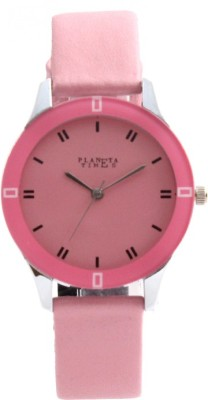 Planeta Times PLT-022-L-PNK_007 Analog Watch  - For Women