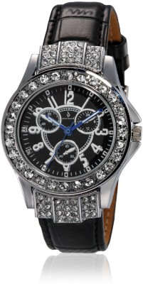 Anno Dominii ADW0000210 Diamond Studded Case Analog Watch  - For Women