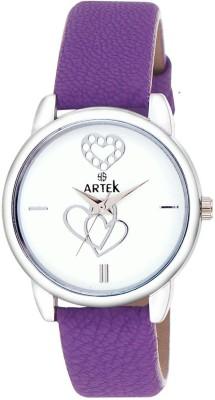 ARTEK ARTK-2027-0-PURPLE Analog Watch  - For Women