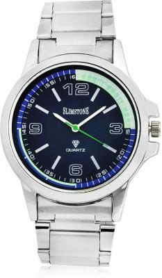 SLIMSTONE 642BL Analog Watch  - For Men