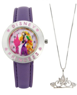 Disney CP100530 Combo Analog Watch  - For Girls