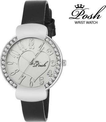 Posh PST213p Analog Watch  - For Girls, Women