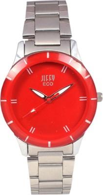 Jiffy International Inc ECO 3011 Analog-Digital Watch  - For Women
