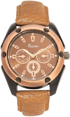 Factor MW012 Analog Watch  - For Men