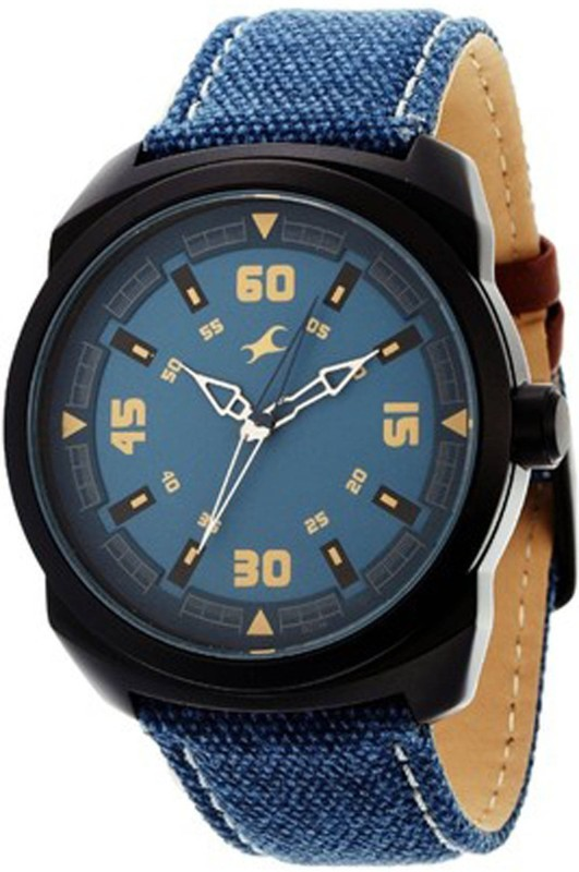 Fastrack NG9463AL07AC Explorer Analog Watch For Men