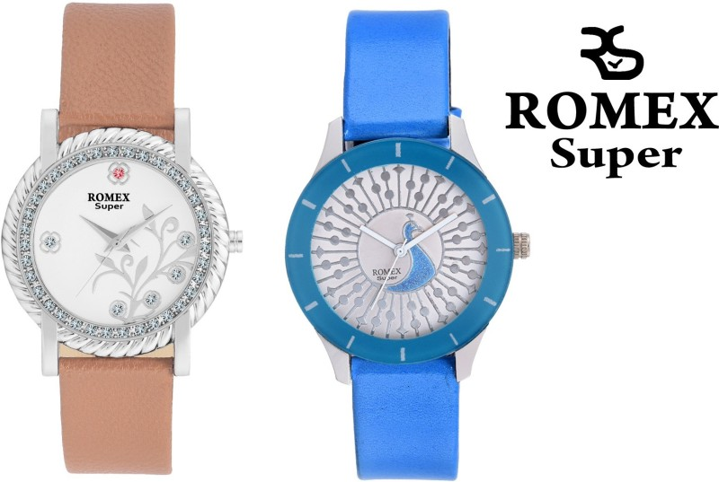 ROMEX LOTUS PCK COMBO Analog Watch For Women