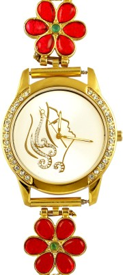 Exxotic Jewelz 216003 Bridal Fashion Analog Watch  - For Women