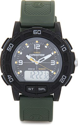 Timex T49967 Expedition Analog-Digital Watch - For Men & Women