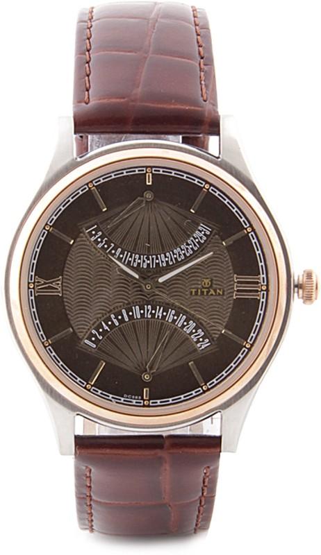 Titan NF1620KL01 Analog Watch For Men