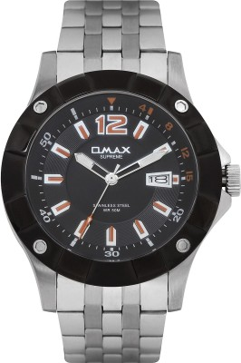 Omax SS365 Male Analog Watch - For Men