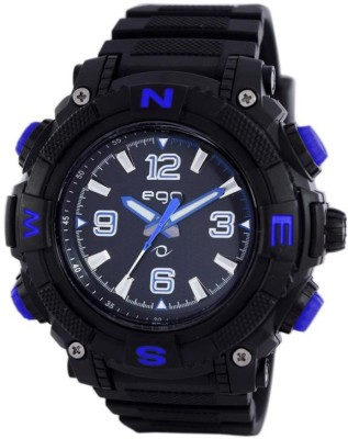 Maxima Ego E-41111PPGN EGO COLLECTION Analog Watch  - For Men