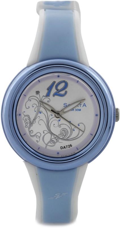 Sonata NH8962PP03CJ Superfibre Analog Watch For Women