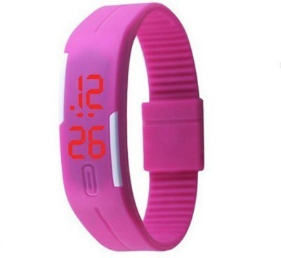 Accore lwpink12 Digital Watch  - For Boys, Men, Girls, Women, Couple