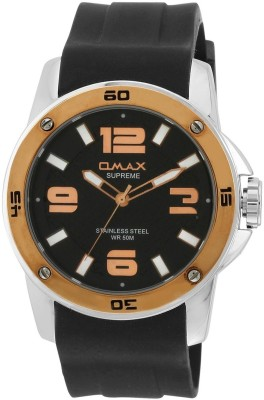 Omax SS275 Gents Analog Watch - For Men