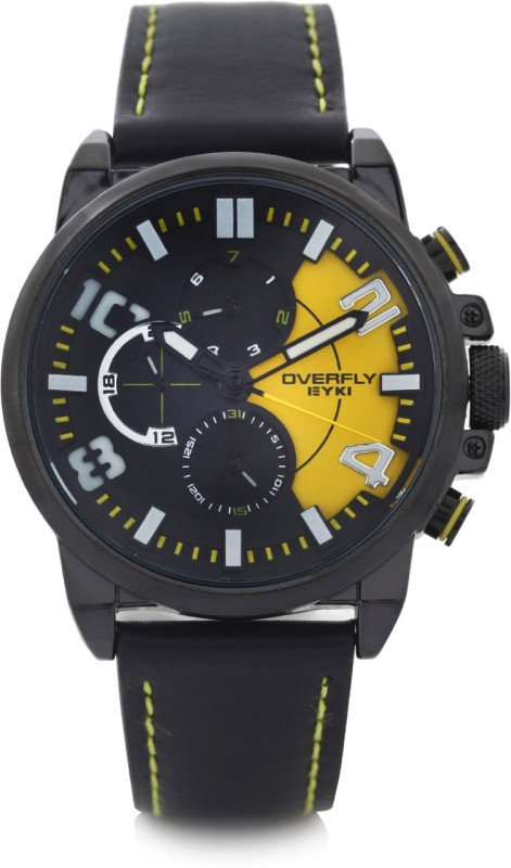 Over Fly EOV3061L B1010 Analog Watch For Men